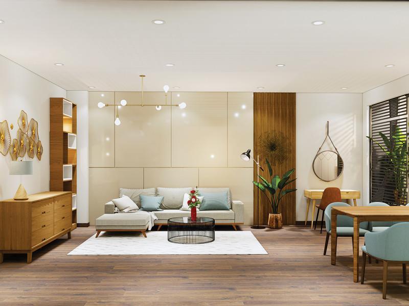 Công ty thiết kế thi công nội thất uy tín, tốt nhất tại HCM