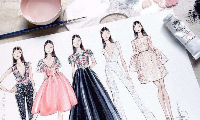 Học thiết kế thời trang cần học những gì?