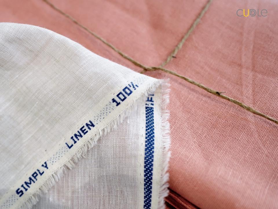 Stone washed Linen là gì? Vải Linen có tốt không?