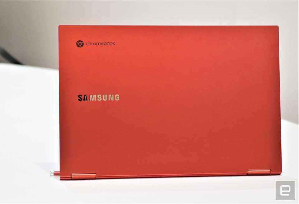 Đánh giá Samsung Galaxy Chromebook với màn hình AMOLED, độ phân giải 4K