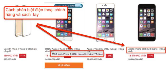 Mua iPhone trên Lazada có tốt không?