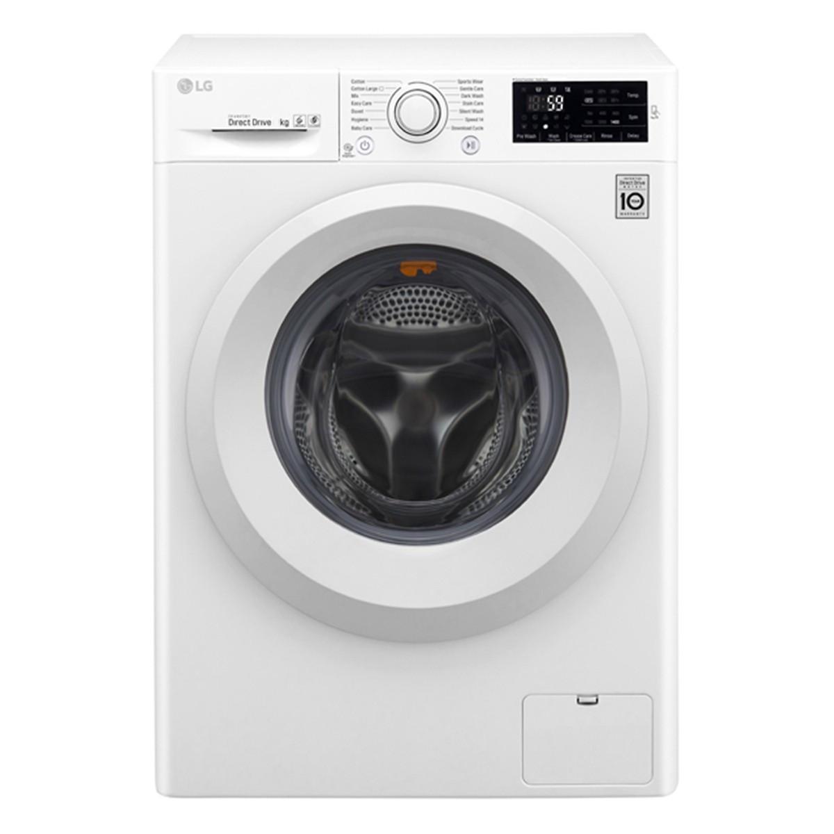 Review Máy giặt lồng ngang LG FC1475N5W2 7,5kg Inverter