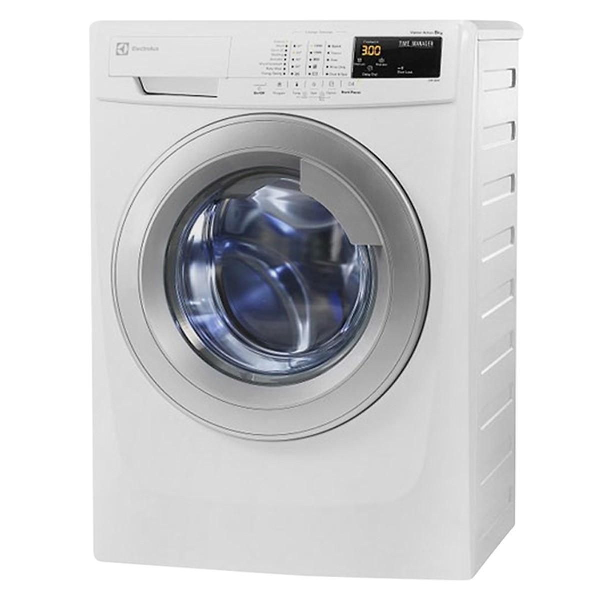 Review Máy Giặt Cửa Ngang Inverter Electrolux EWF10844 (8.0kg) - Trắng