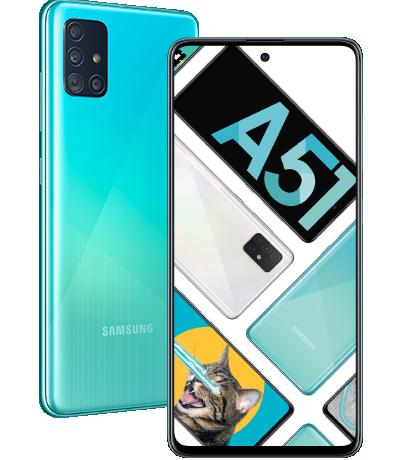 Review Điện thoại Samsung Galaxy A51