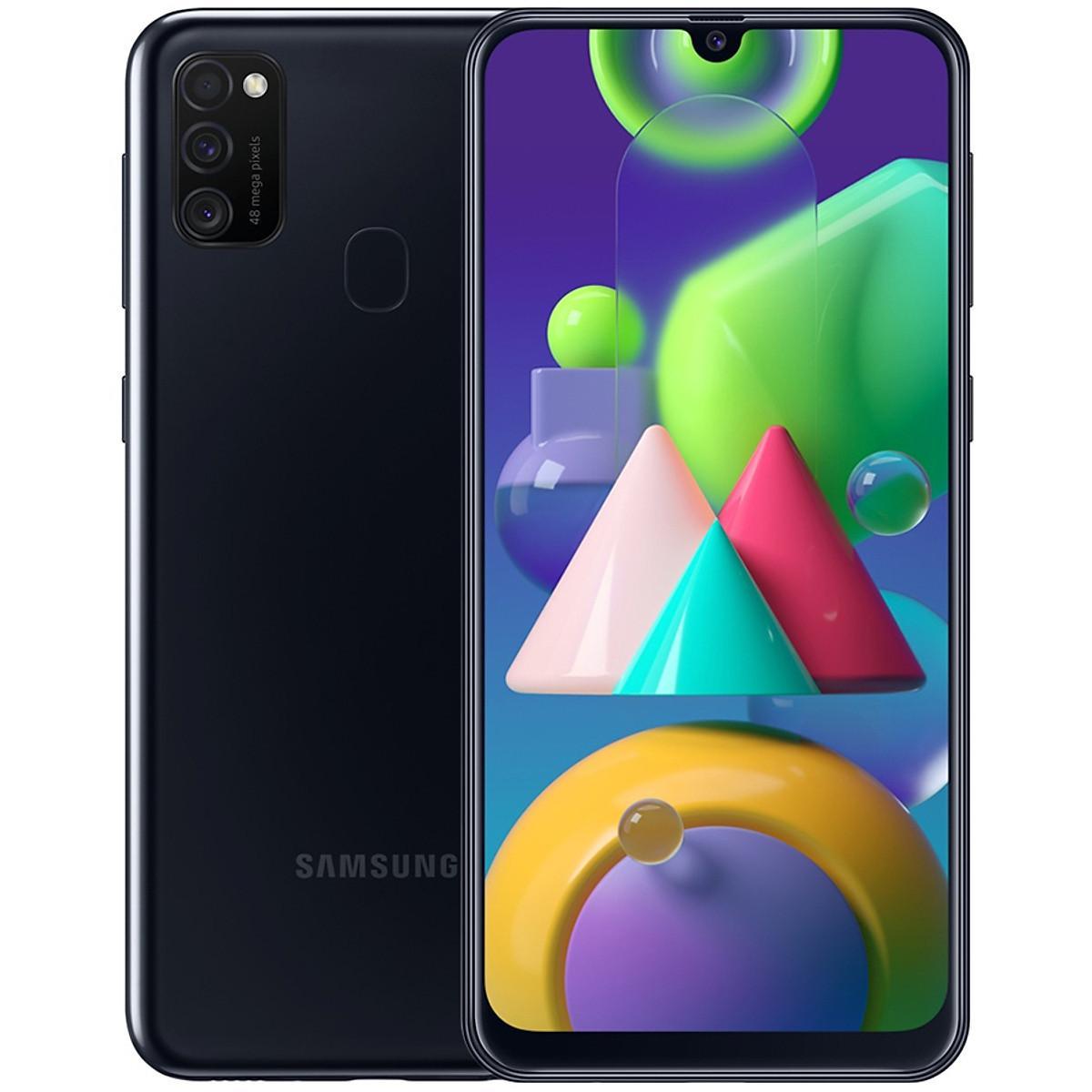 Review Điện Thoại Samsung Galaxy M21 (64GB/4GB)