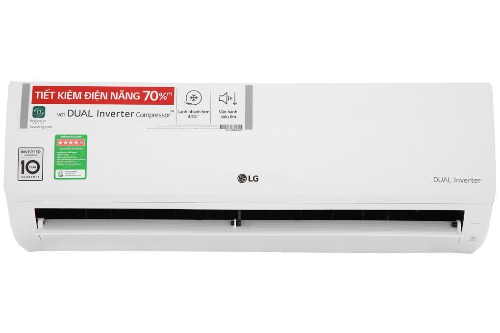 Review Điều Hòa Inverter LG V10ENP (9.000 BTU)