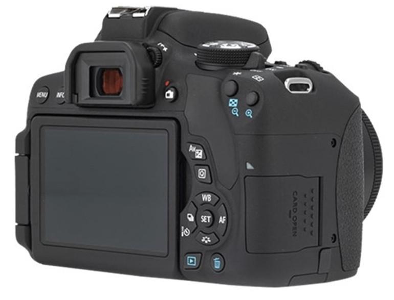 Review Máy Ảnh Canon 750D + Lens 18-55 IS STM