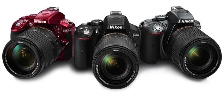 So Sánh Giá Máy Ảnh Nikon D5300 KIT 18-55 VR (VIC Nikon)