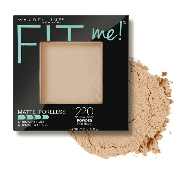 Phấn phủ Maybelline Fit Me Matte+ Poreless Powder