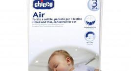 Đánh giá, review Gối ngủ thoáng khí Air Chicco