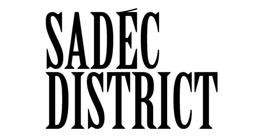 Mã giảm giá Sadéc District tháng 11/2019