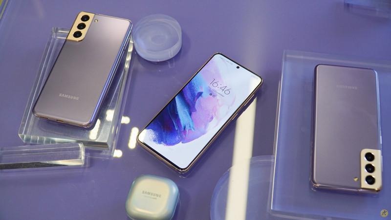 Lộ thông tin cấu hình Samsung Galaxy S21 FE