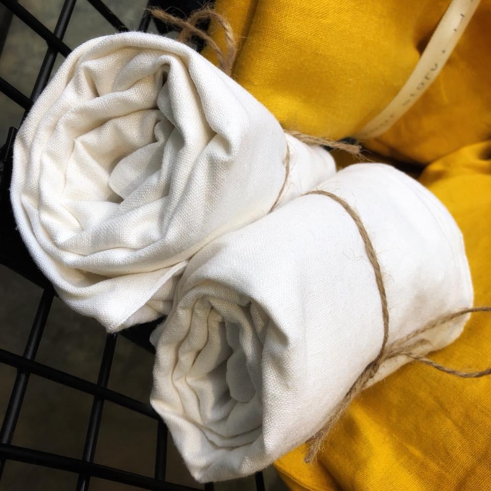 Cách giặt phơi và bảo quản các sản phẩm từ vải Linen