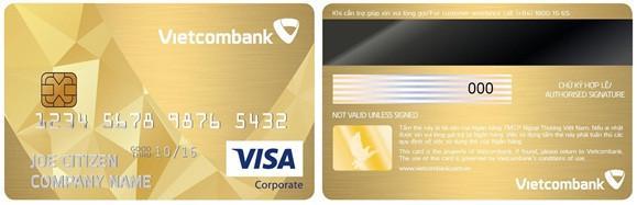 Hướng dẫn làm thẻ tín dụng Vietcombank cho doanh nghiệp