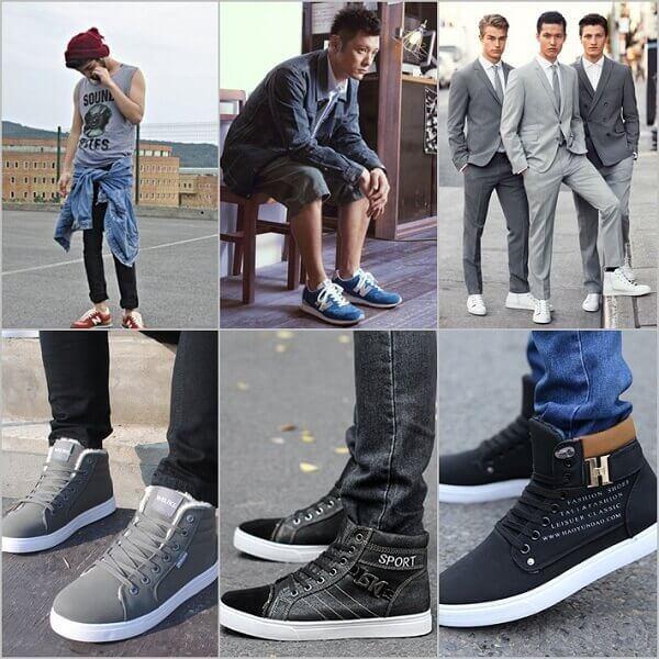 Cập nhật các cửa hàng bán giày sneaker dành cho nam
