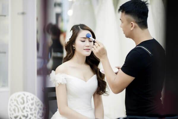 TOP 6 phong cách trang điểm cô dâu