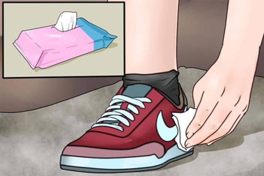 Chia sẻ cách giặt giày Nike và bảo quản đúng cách nhất