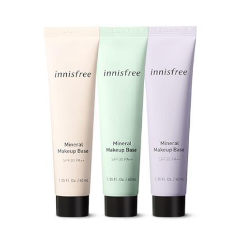Đánh giá chi tiết Kem lót Innisfree Mineral Makeup Base SPF 30 PA++
