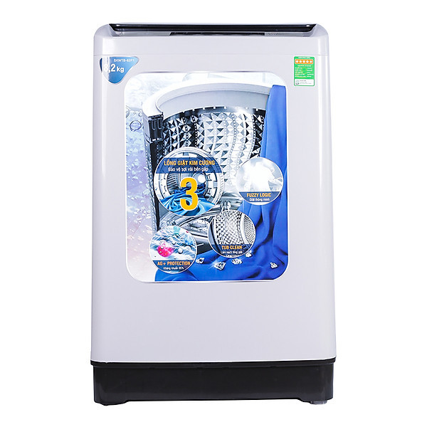 So Sánh Giá Máy Giặt Cửa Trên Sumikura SKWTB-128P1 (12.8kg)