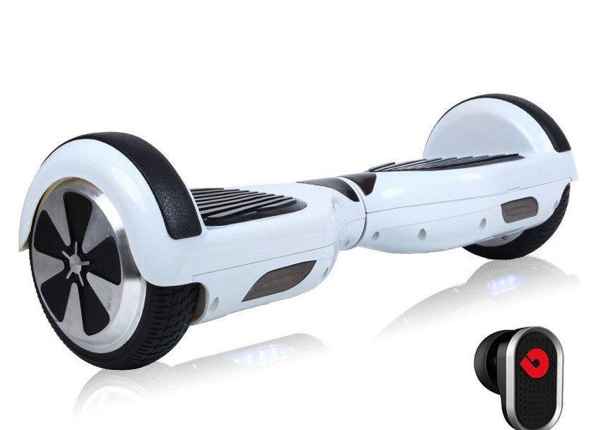 Review Xe điện thăng bằng thông minh Smart Drifting Scooter