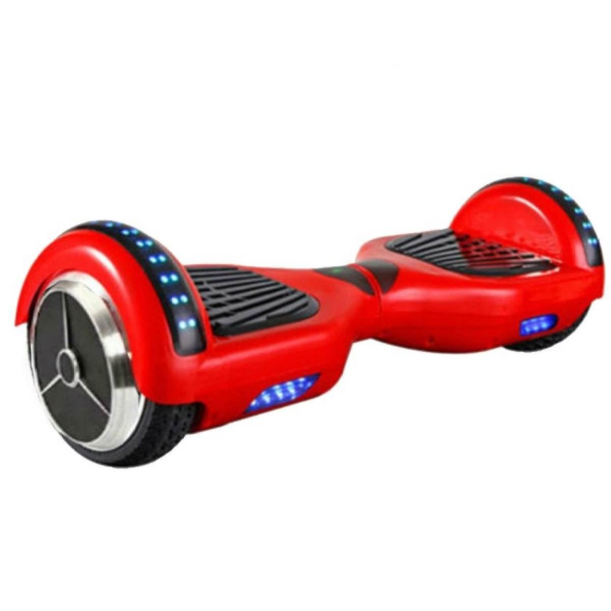 Đánh giá, review Xe điện tự cân bằng thông minh Smart Balance Wheel 6.5 inch