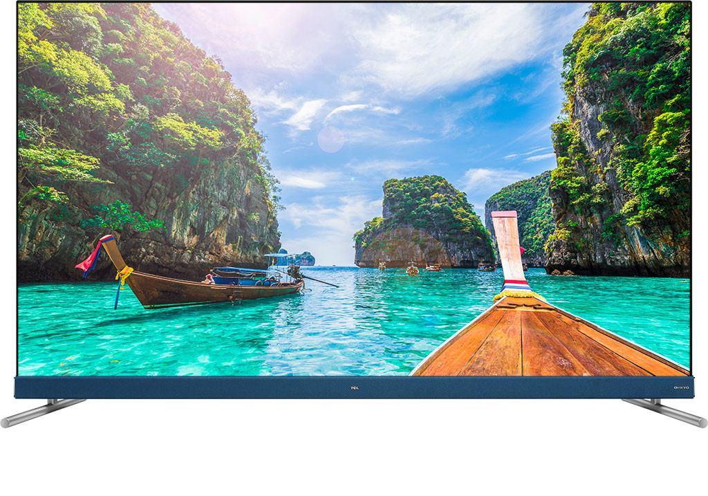 So Sánh Giá Android Tivi TCL 4K L55C8 (55inch)