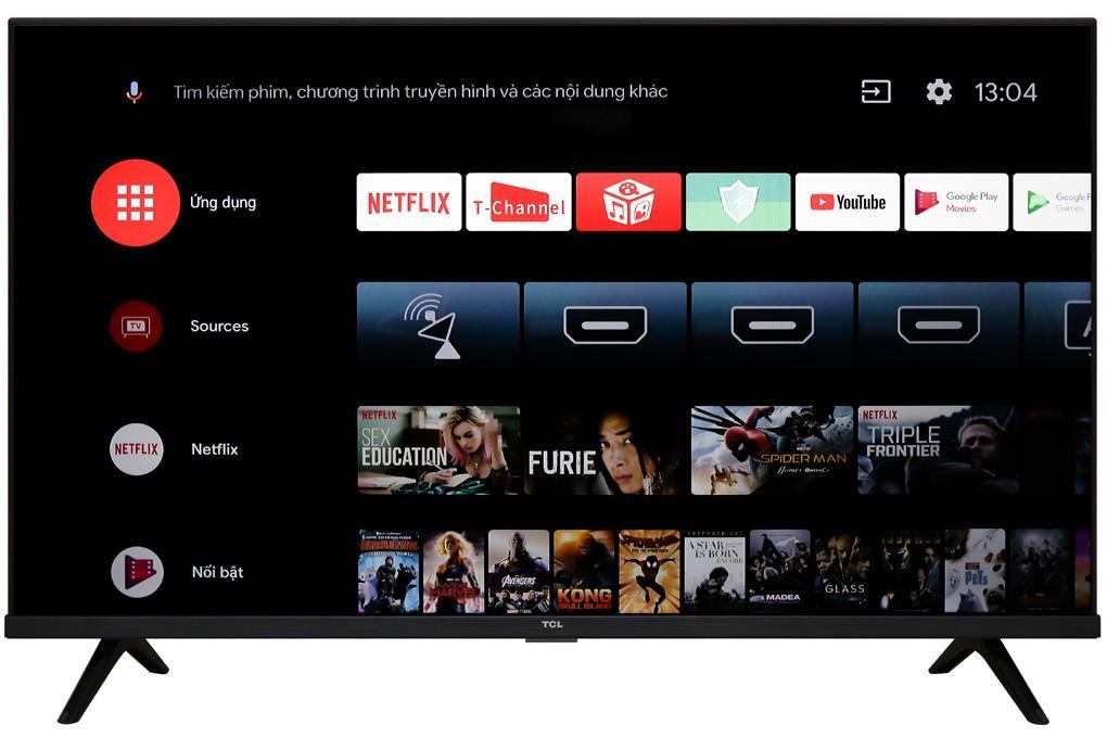 Đánh giá Android Tivi TCL L40S66A (40inch)