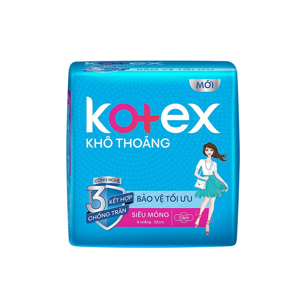 Đánh giá chi tiết Băng vệ sinh Kotex