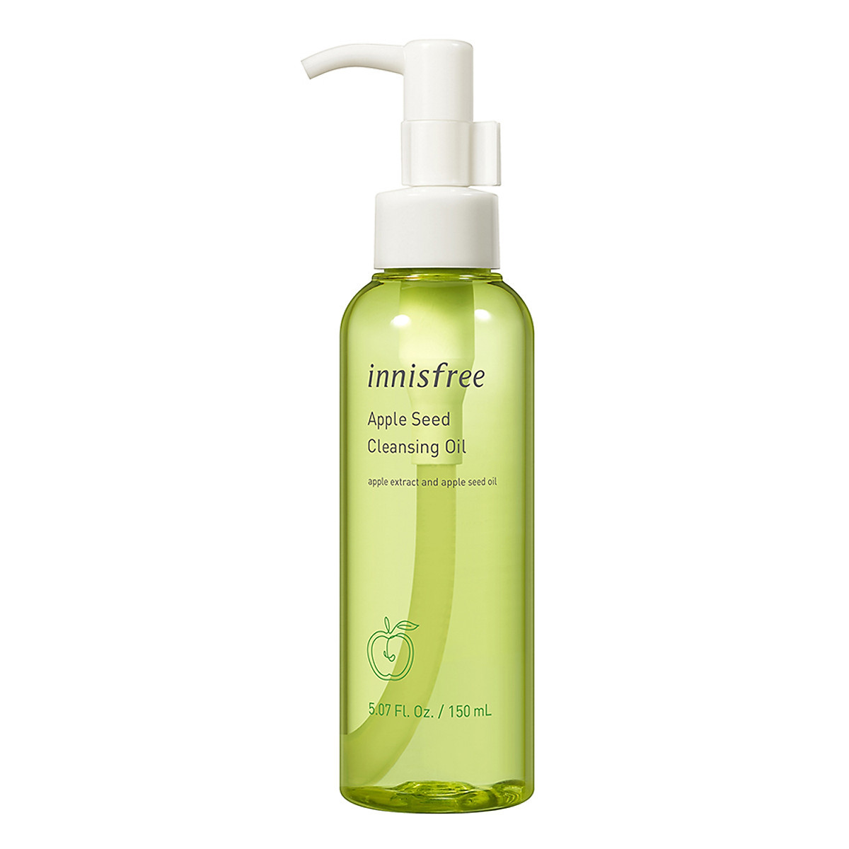 Review Dầu tẩy trang Innisfree Apple Seed Cleansing Oil