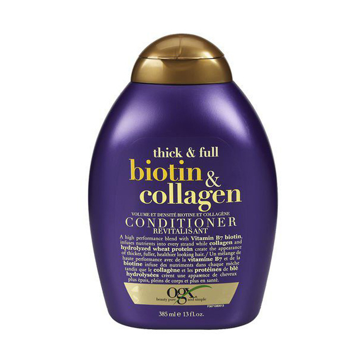 Dầu Xả Ogx Biotin & Collagen Conditioner 385ml