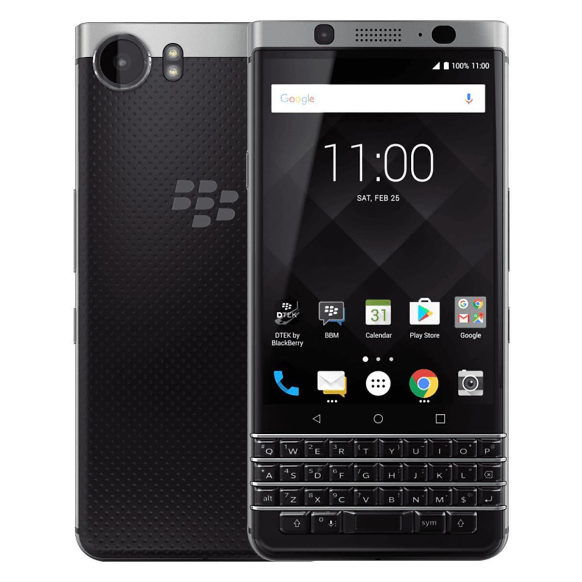 Review Điện Thoại BlackBerry KEYone (32GB/3GB)