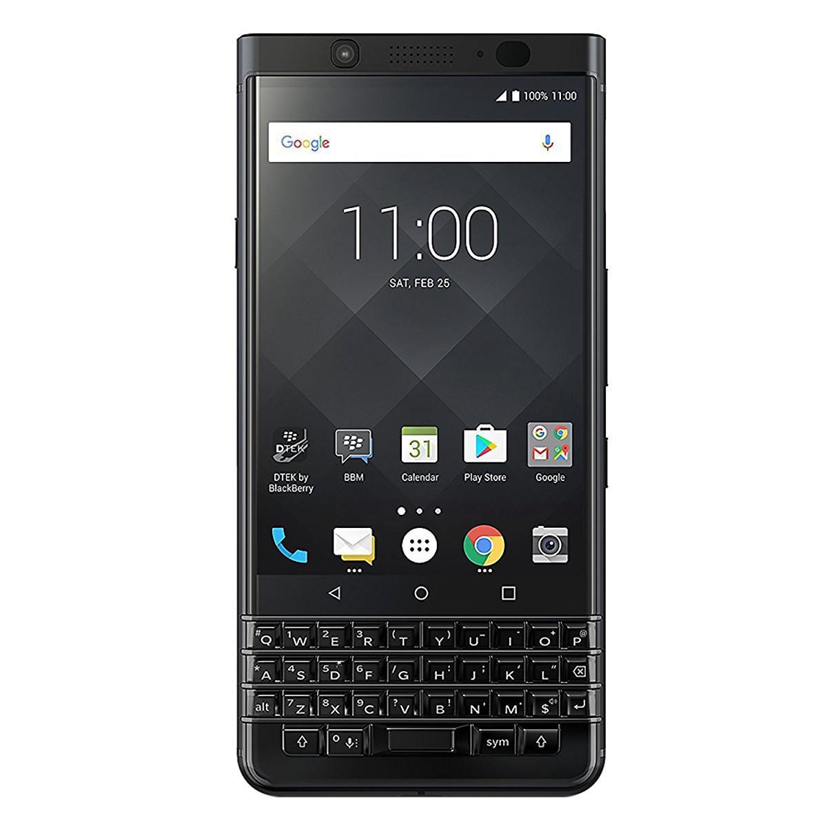 Review Điện Thoại BlackBerry KEYone Black Edition (64GB/4GB)