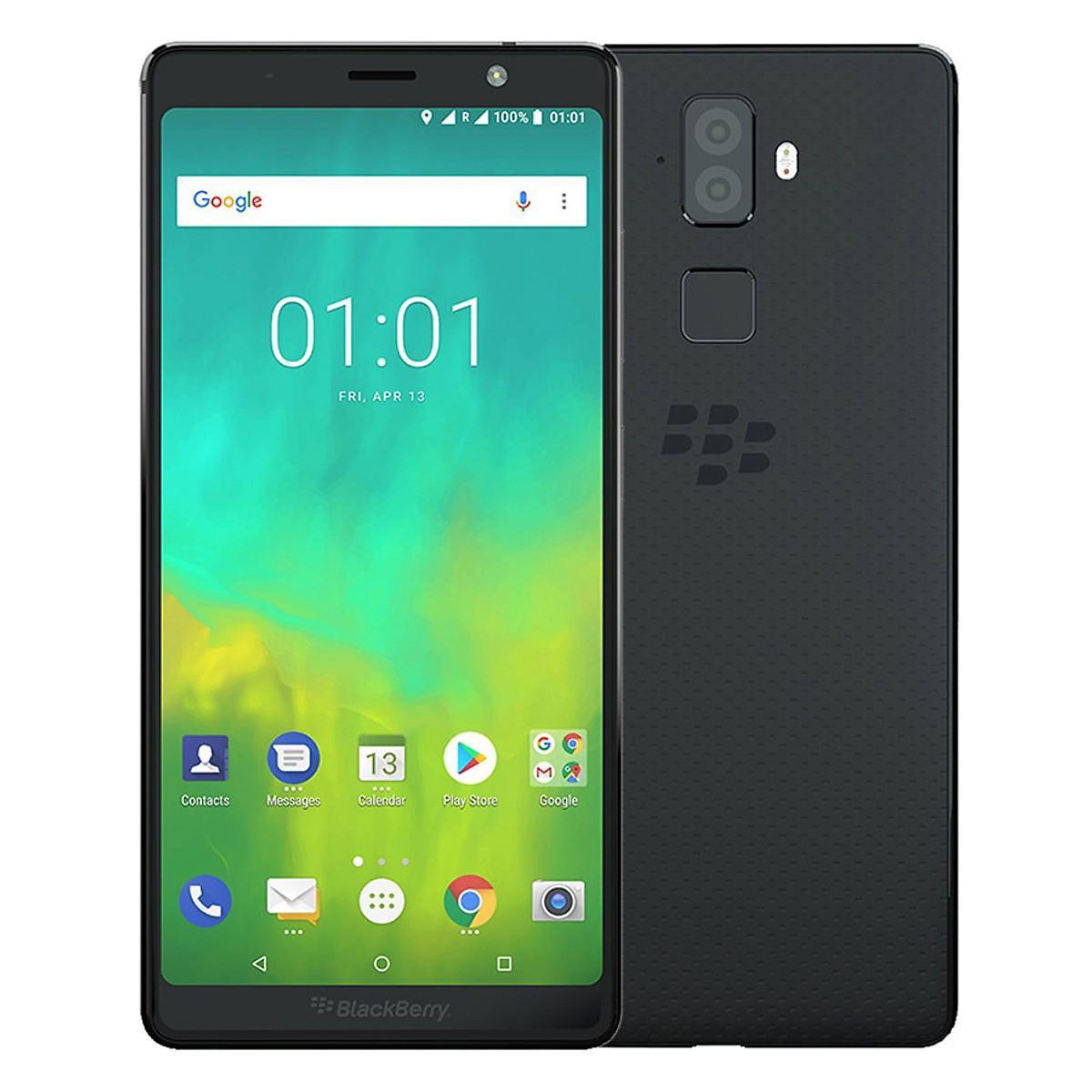 Review Điện Thoại Blackberry Evolve (64GB/4GB)
