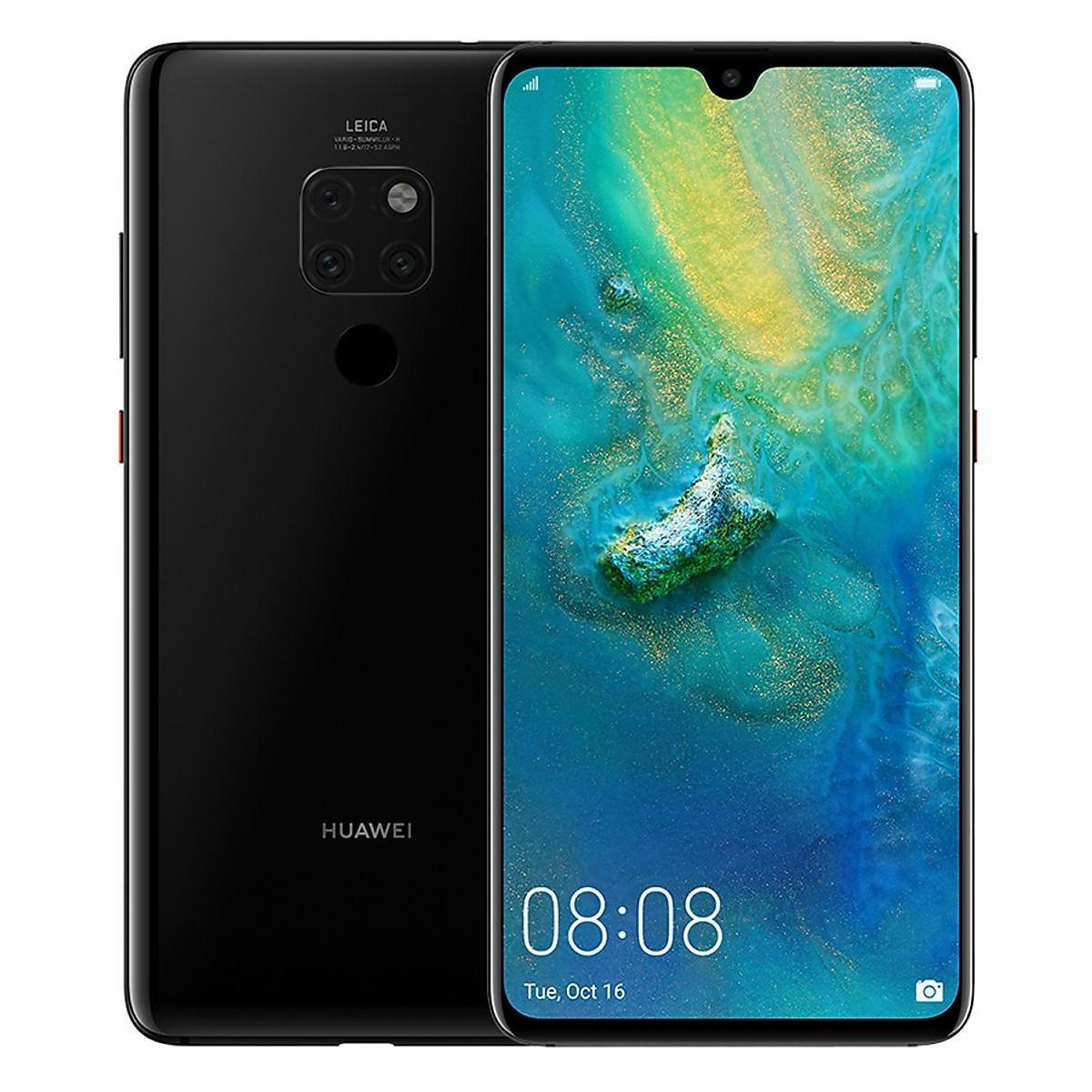 So Sánh Giá Điện Thoại Huawei Mate 20
