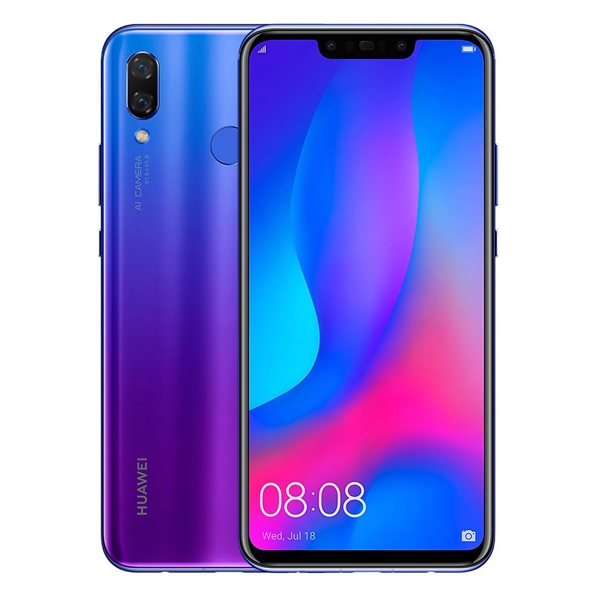 So Sánh Giá Điện Thoại Huawei Nova 3