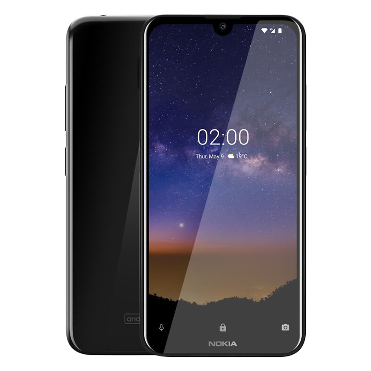 Đánh giá Điện Thoại Nokia 2.2 (16GB/2GB)