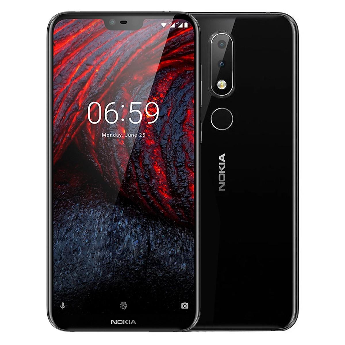 Đánh giá Điện thoại Nokia 6.1 Plus