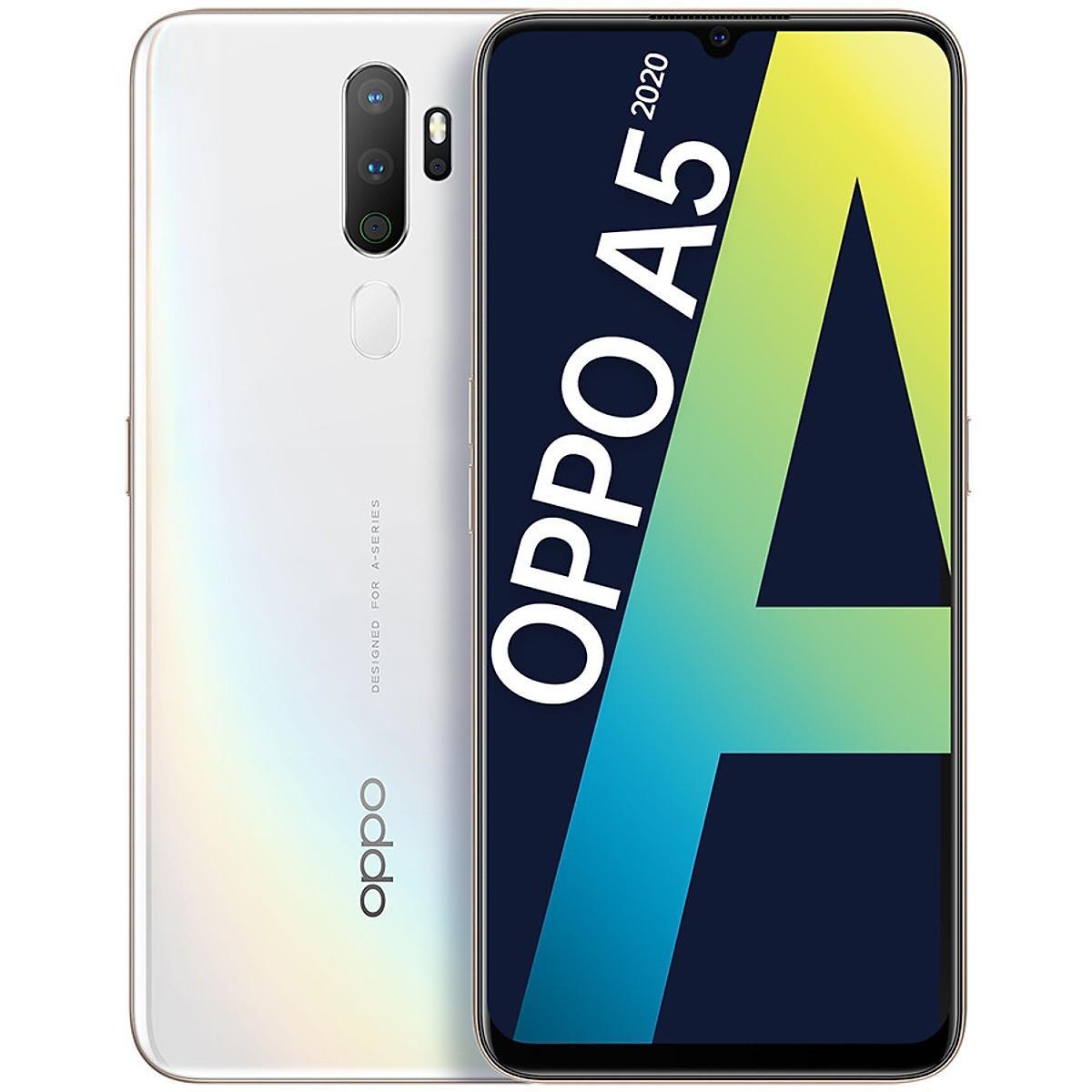Đánh giá Điện Thoại OPPO A5 ( 4GB/128GB)