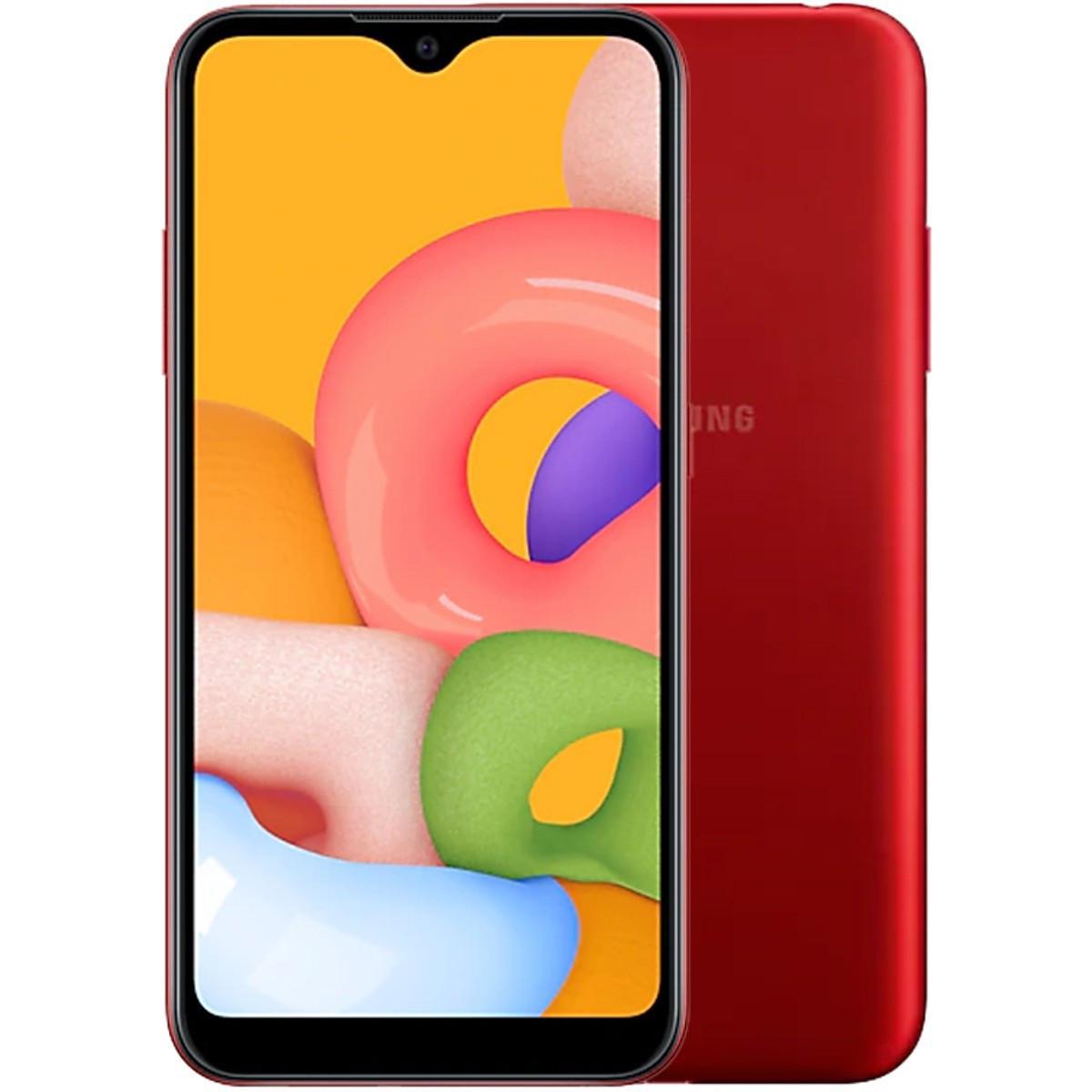 Review Điện Thoại Samsung Galaxy A01 (16GB/2GB)