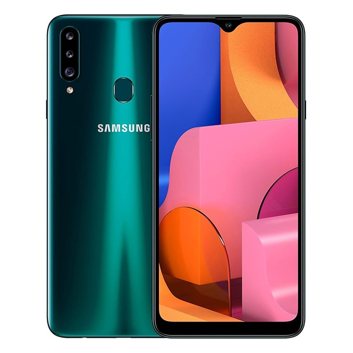 Review Điện Thoại Samsung Galaxy A20s