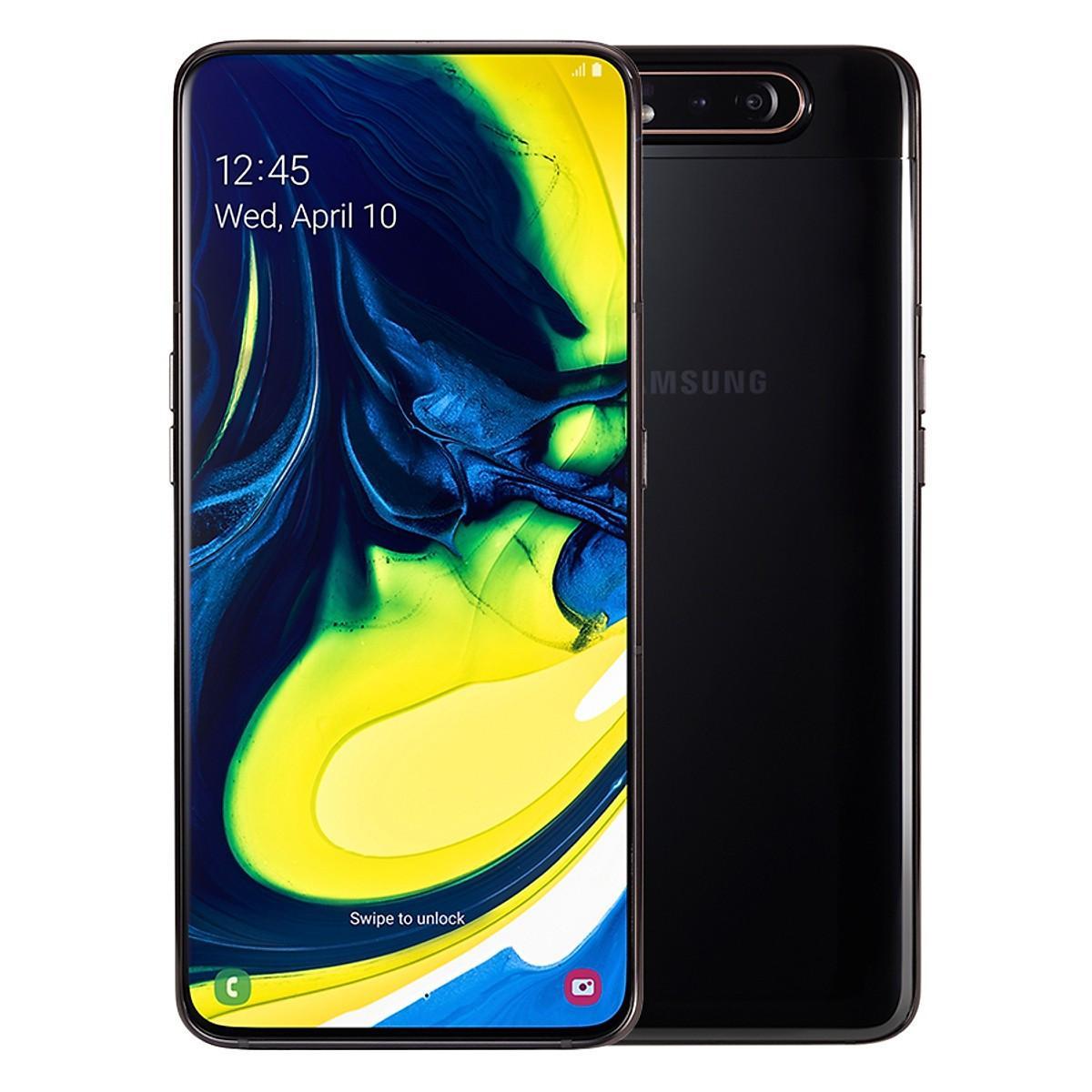 Review Điện Thoại Samsung Galaxy A80 (128GB/8GB)