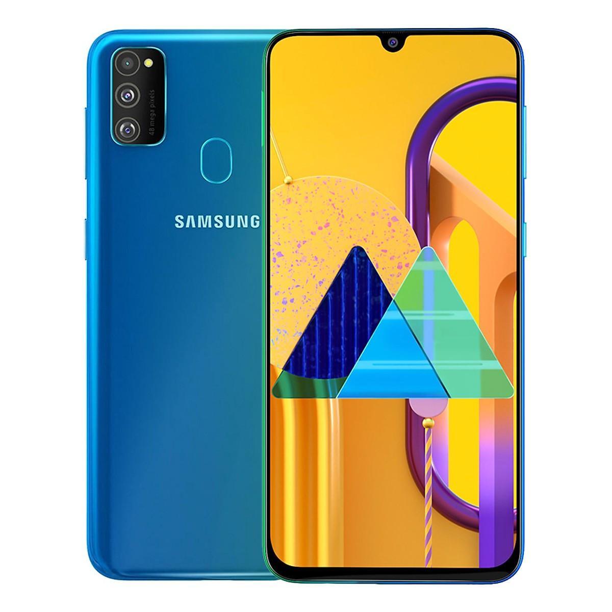 Review Điện Thoại Samsung Galaxy M30s (64GB/4GB)