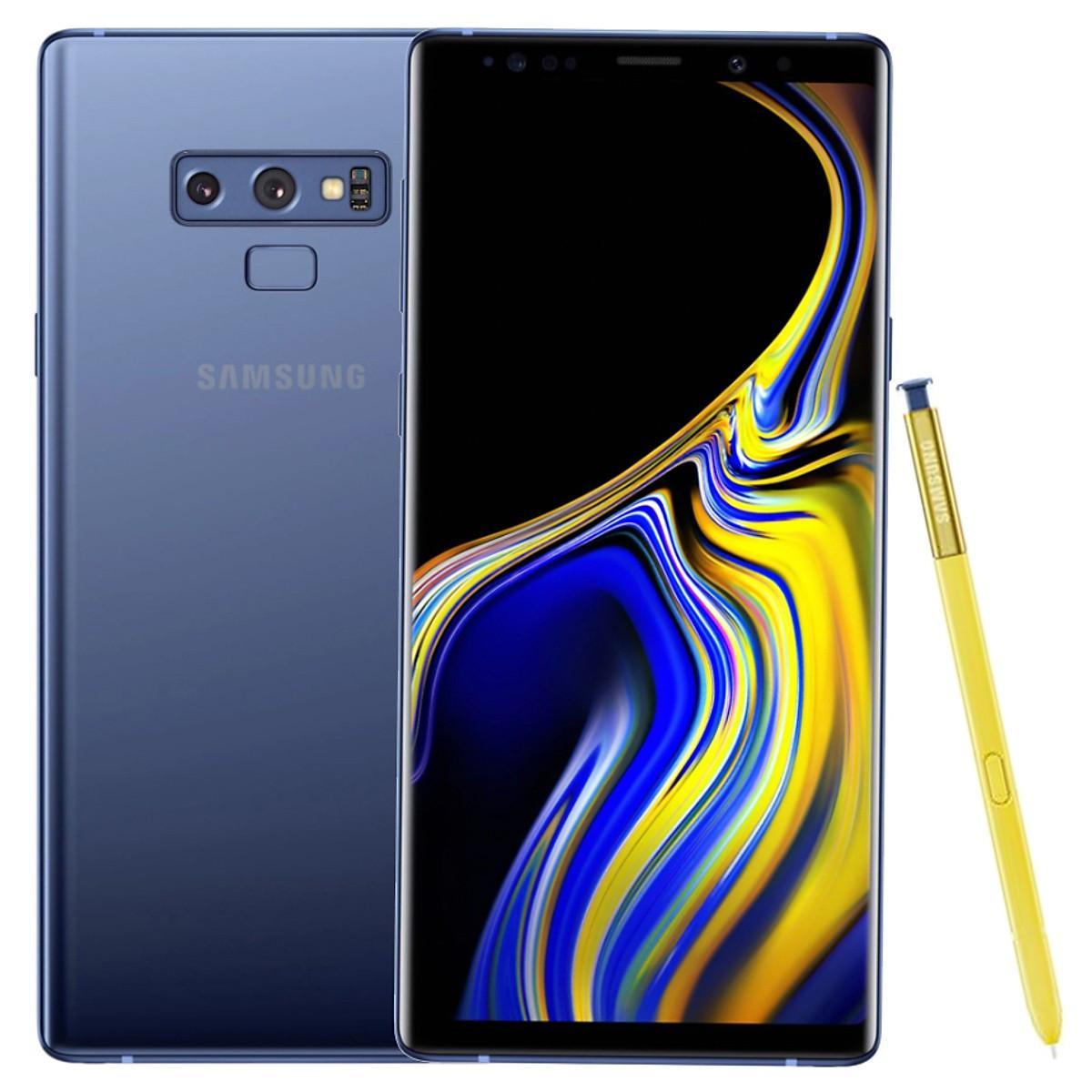 Review Điện Thoại Samsung Galaxy Note 9 (128GB/6GB)