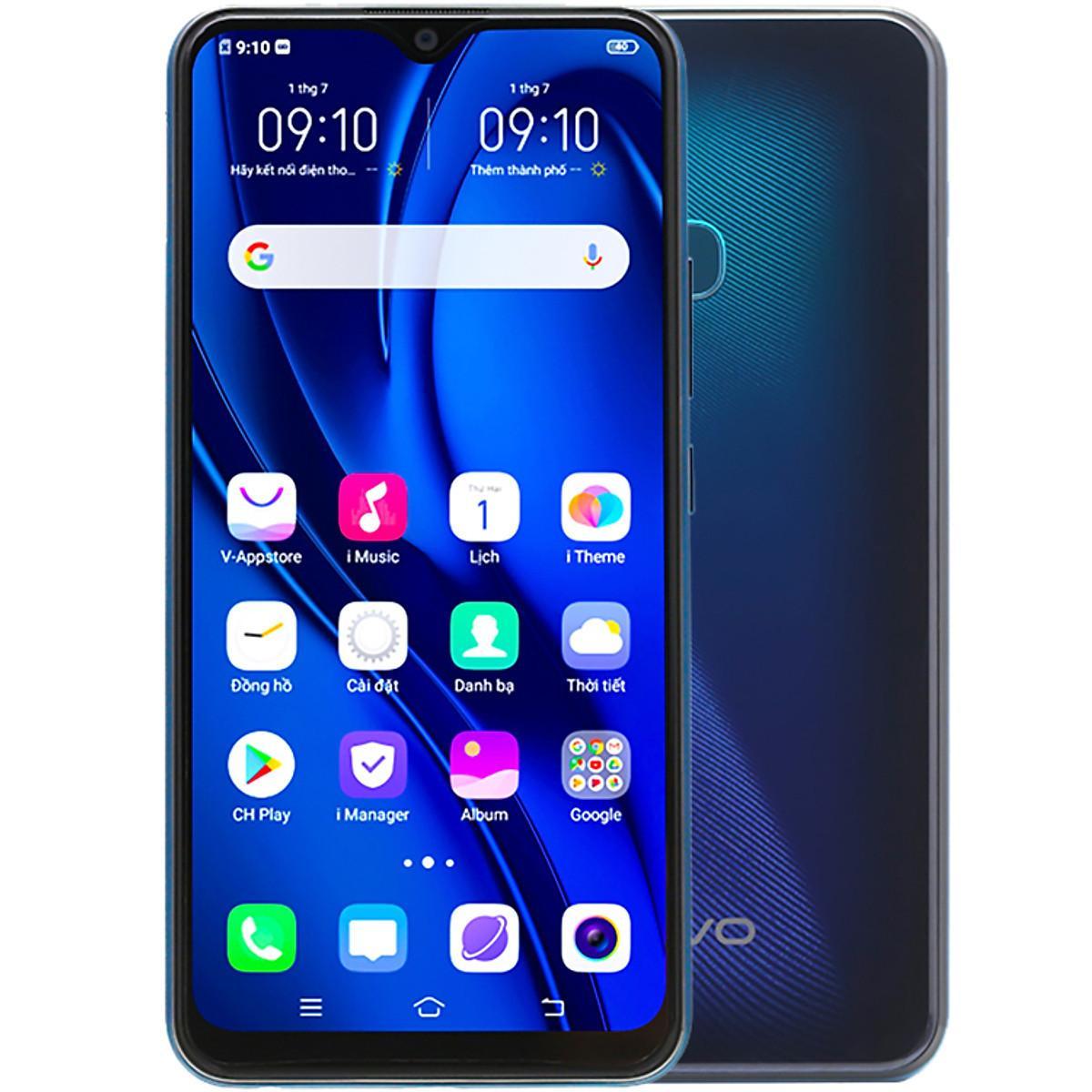 Đánh giá Điện thoại Vivo U10 (4GB/64GB)