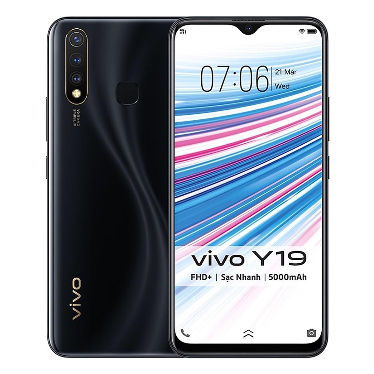 Đánh giá Điện Thoại Vivo Y19 (128GB/6GB)