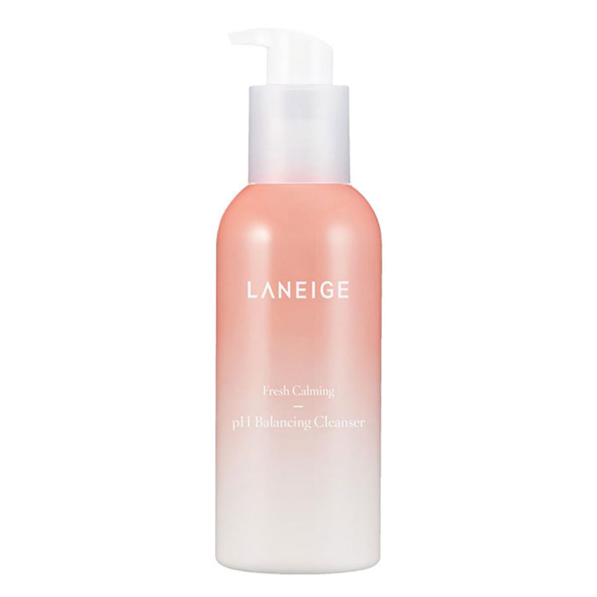 Đánh giá chi tiết Gel Rửa Mặt Laneige Fresh Calming pH Balancing Cleanser 230ml