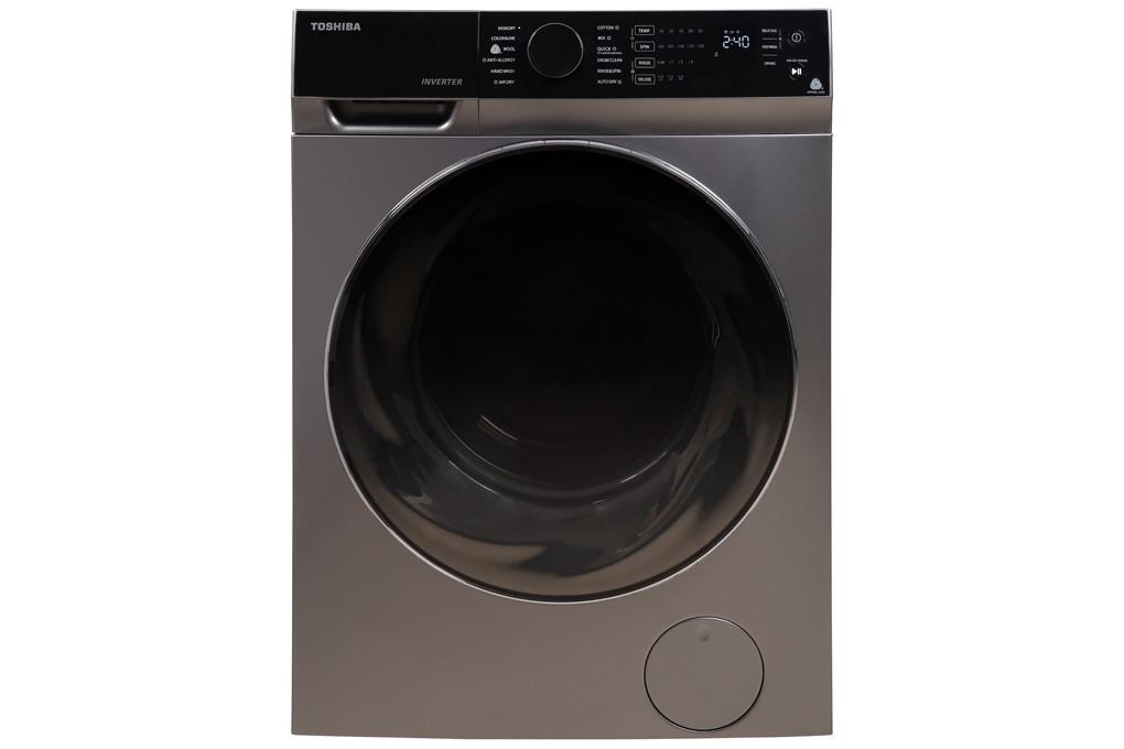 Đánh giá Máy Giặt Sấy Cửa Trước Toshiba Inverter TWD-BJ120M4V SK (11kg)