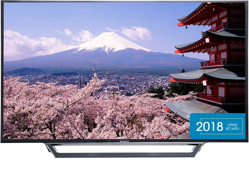 Đánh giá Internet Tivi Sony KDL- 48W650D (48inch)