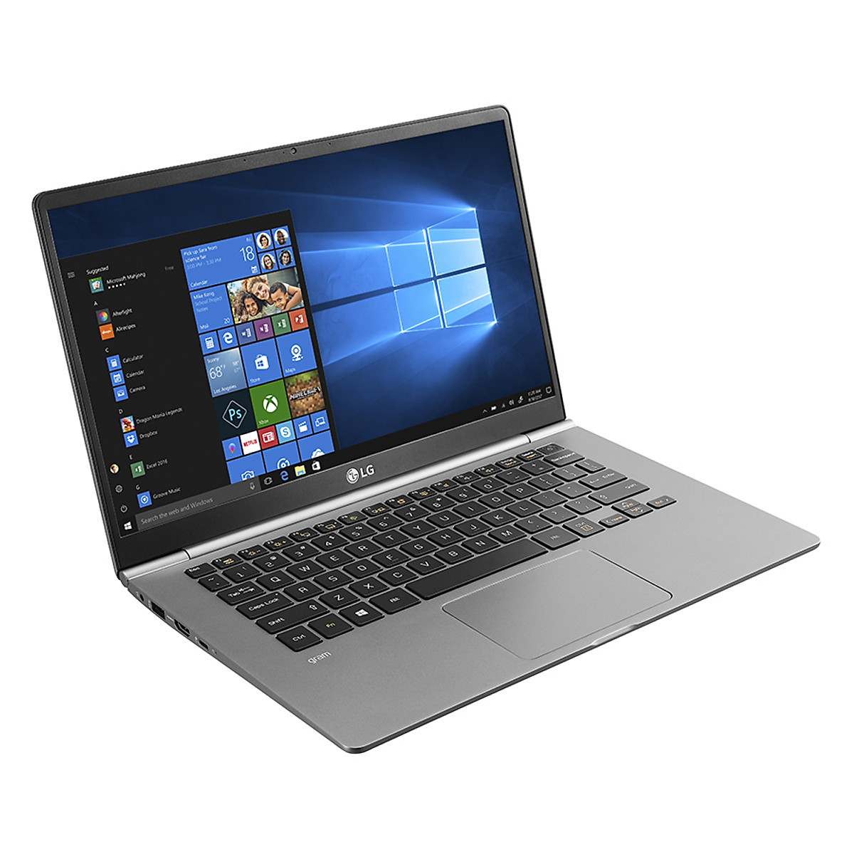 "Review Laptop LG Gram 2018 14Z980-G 14"" (i5/8GB/256GB)"