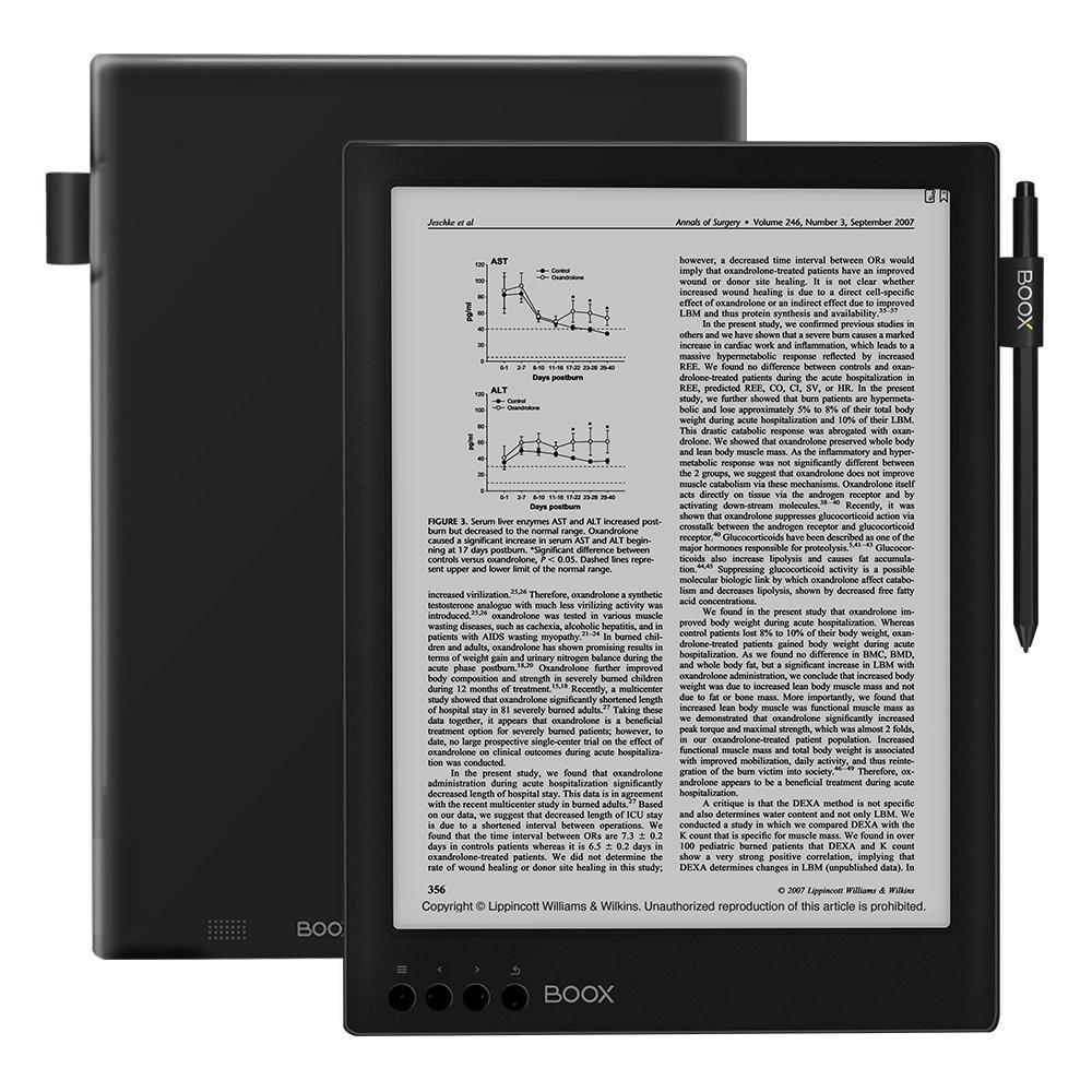 Đánh giá Máy Đọc Sách Onyx Boox Max 2